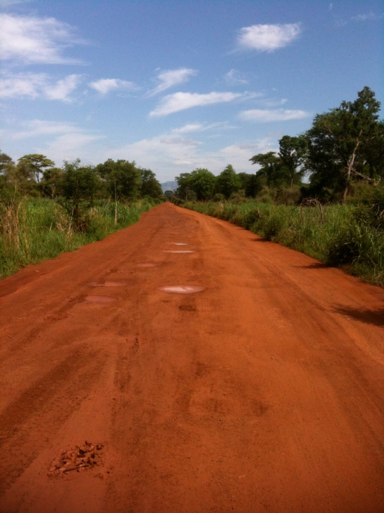 The Road to Torit